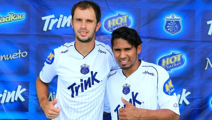 Últimos reforços do Bugre, Guilherme e Jeferson Maranhense saem no BID